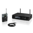 Sennheiser - XSW2 Wireless Instrument System w/ Cl1 Cable - A-Range