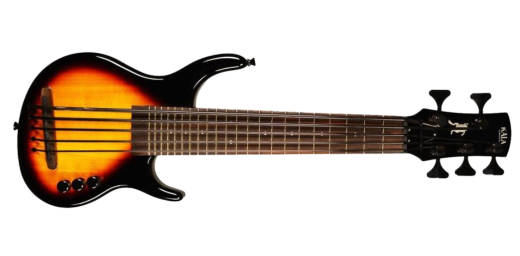 SUB Solid Body U-Bass 5-String - Sunburst
