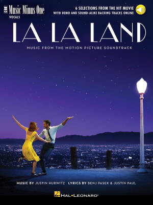 La La Land: 6 Selections from the Hit Movie - Pasek/Paul/Hurwitz - Vocal - Book/Audio Online