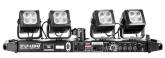 Yorkville Sound - Four Pod High Performance LED Lighting System
