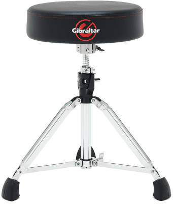 9608 Professional Round Drum Throne