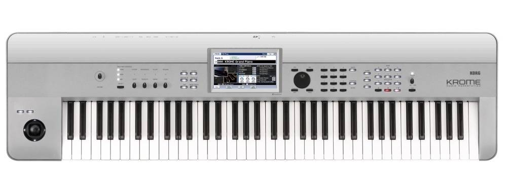 Korg Krome 73-Key Music Workstation (Limited Edition