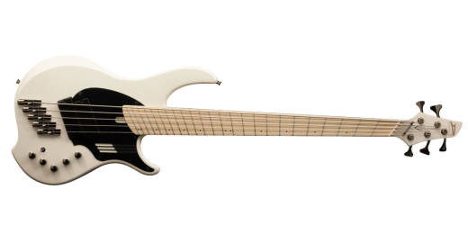 Combustion NG2 5-String Bass - Ducati Matte White