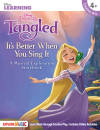 Hal Leonard - Tangled: Its Better When You Sing It - Book/Media Online