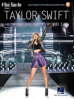Taylor Swift: Sing 8 Favorites - Voice - Book/Audio Online