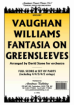 Goodmusic - Fantasia On Greensleeves - Vaughan Williams/Stone - Full Orchestra - Gr. 3