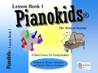 One Eye Publications - Pianokids Lesson Book 1 - Gummer/Gummer - Piano - Book