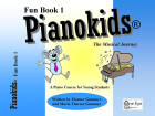 One Eye Publications - Pianokids Fun Book 1 - Gummer/Gummer - Piano - Book