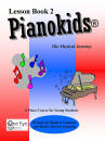 One Eye Publications - Pianokids Lesson Book 2, for the Older Beginner - Gummer/Gummer - Piano - Book