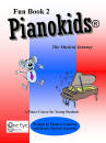 One Eye Publications - Pianokids Fun Book 2  - Gummer/Gummer - Piano - Book