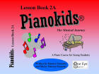 One Eye Publications - Pianokids Lesson Book 2A - Gummer/Gummer - Piano - Book
