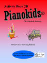 One Eye Publications - Pianokids Activity Book 2B - Gummer/Gummer - Piano - Book