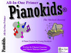 One Eye Publications - Pianokids All-In-One Primer - Gummer/Gummer - Piano - Book
