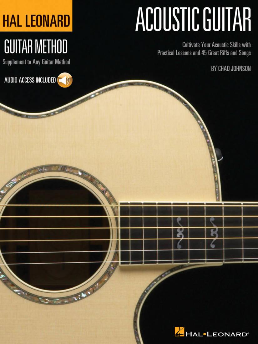 hal leonard the hal leonard acoustic guitar method johnson book audio online long. Black Bedroom Furniture Sets. Home Design Ideas
