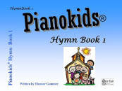 One Eye Publications - Pianokids Hymn Book 1 - Gummer - Piano - Book