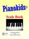 One Eye Publications - Pianokids Scale Book - Gummer/Gummer - Piano - Book