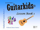 One Eye Publications - Guitarkids Lesson Book 1 - Gummer - Guitar - Book