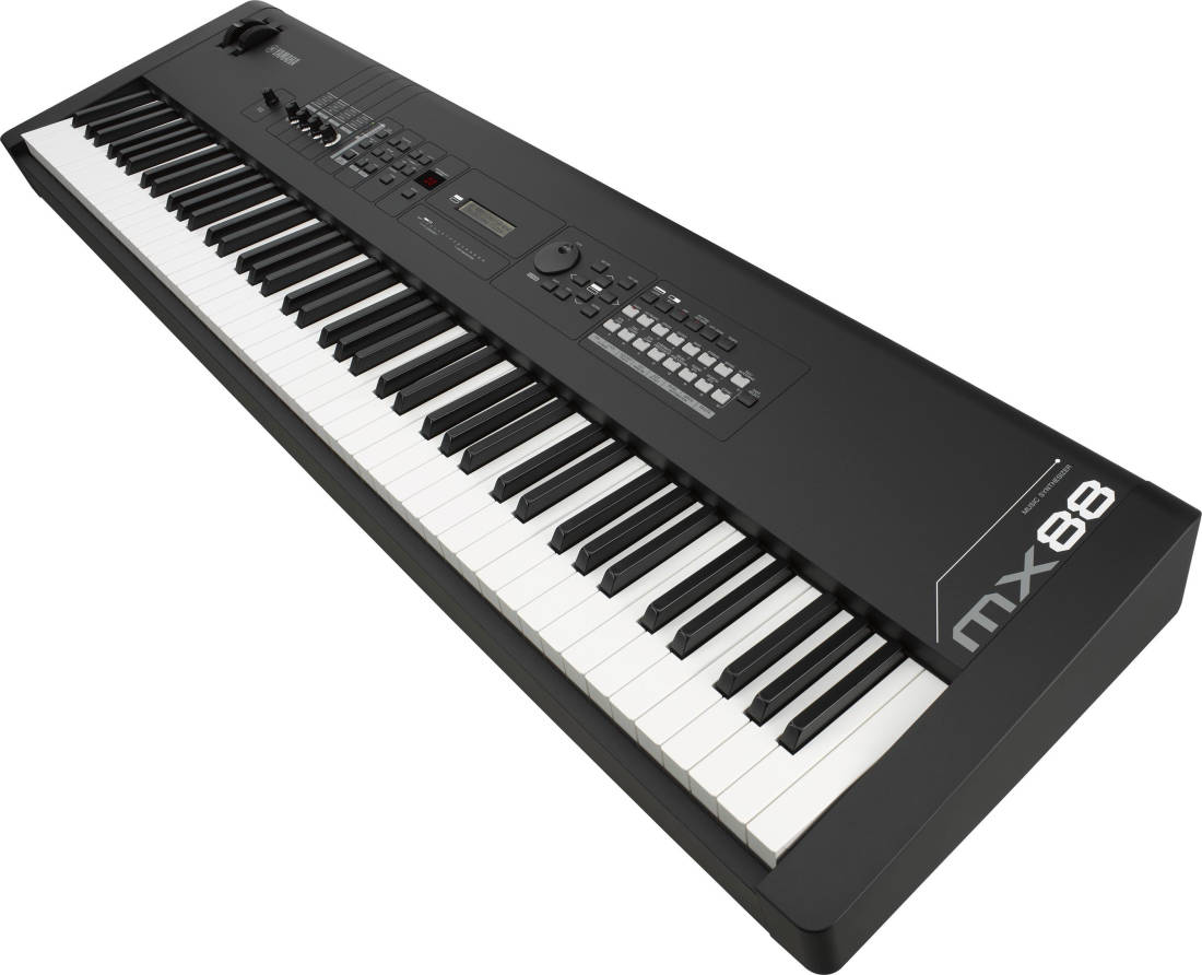 Yamaha mx88 88 key weighted action synthesizer long for Yamaha professional keyboard price