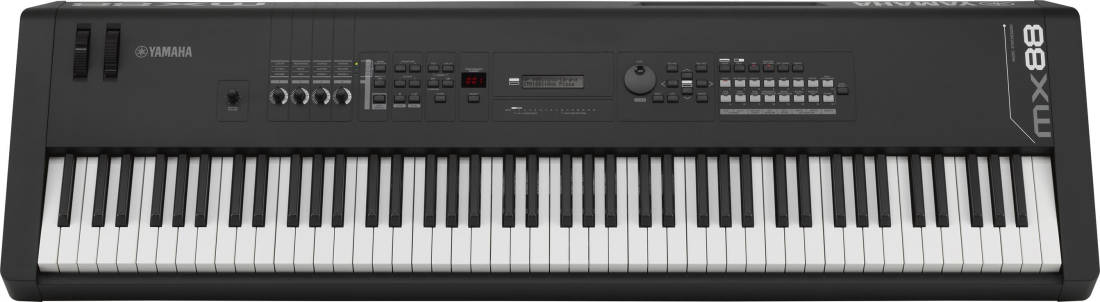 Yamaha mx88 88 key weighted action synthesizer long for Yamaha music school locations