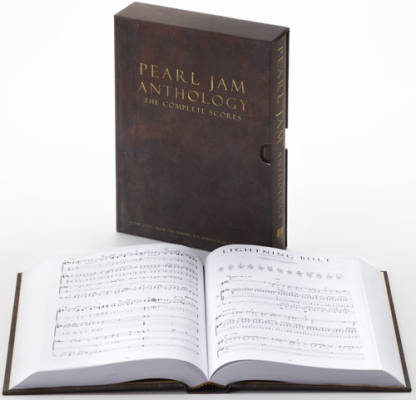 Pearl Jam Anthology: The Complete Scores - Deluxe Box Set