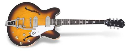 Casino w/Bigsby Vintage Burst Ltd Edition
