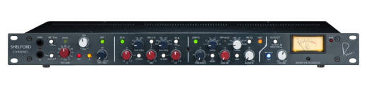 Shelford Channel Mic Preamp