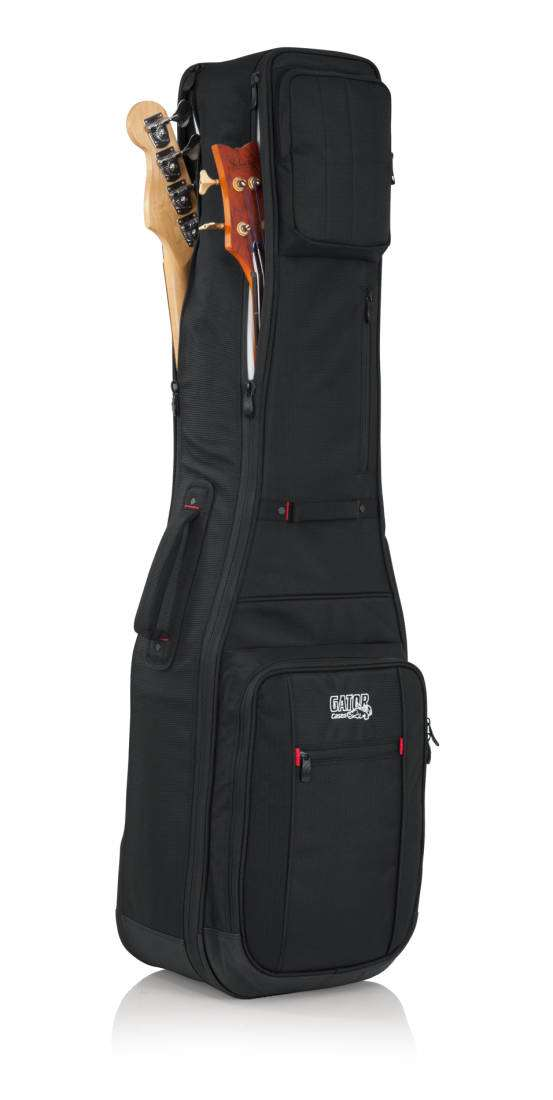 da1dcd1b8ec Gator Pro-Go Dual Bass Guitar Gig Bag - Long & McQuade Musical Instruments