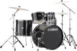 Yamaha - Rydeen 5-Pc Drum Kit (20,10,12,14,Snare) w/Hardware - Black Glitter