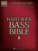 Hal Leonard - Hard Rock Bass Bible - Bass Guitar - Book