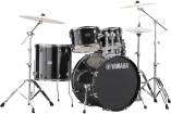 Yamaha - Rydeen 5-Pc Drum Kit (22,10,12,16,Snare) w/Hardware - Black Glitter