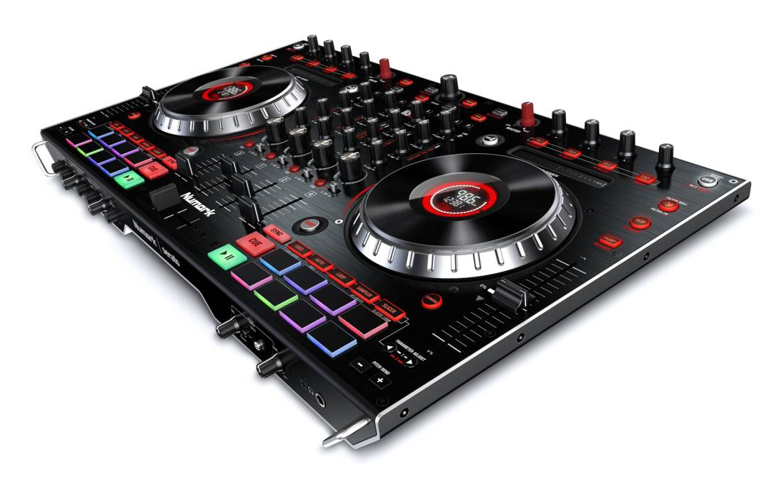 Numark - NS6II 4-Channel Premium DJ Controller