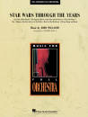 Hal Leonard - Star Wars Through the Years - Williams/Bulla - Full Orchestra - Gr. 4