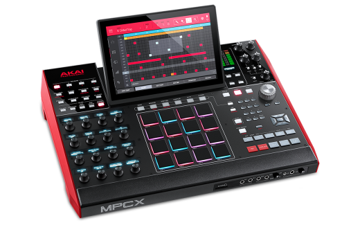 MPC X  Standalone Music Production System with 10.1'' Multi-Touch Display