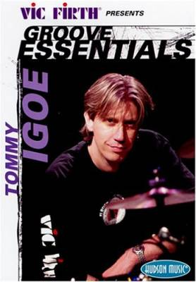 Tommy Igoe - Groove Essentials - Book/CD/DVD