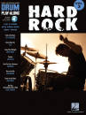 Hal Leonard - Hard Rock: Drum Play-Along Volume 3 - Drum Set - Book/Audio Online