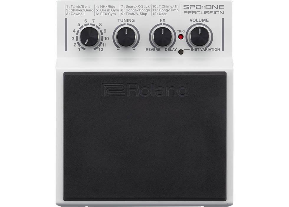 Roland - SPD::ONE PERCUSSION - 22 Sound Percussion Pad
