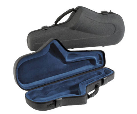 Green Line Alto Sax Case - Grey