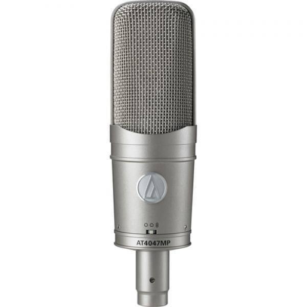 Side Address Mic : audio technica at4047mp multi pattern side address condenser mic long mcquade musical ~ Russianpoet.info Haus und Dekorationen