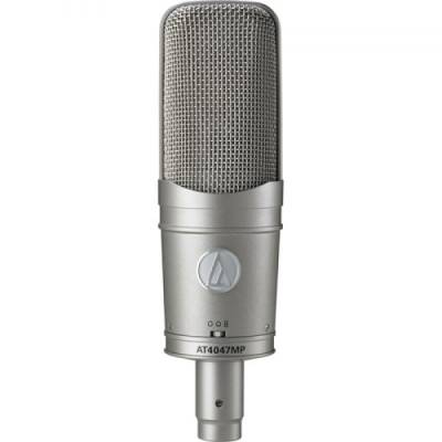 AT4047MP - Multi Pattern Side-Address Condenser Mic