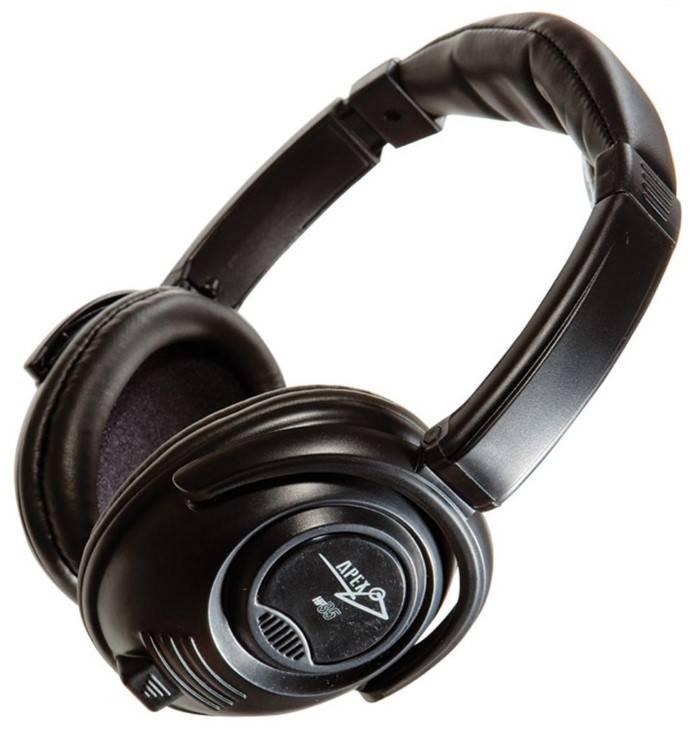 be4c2651de3 Apex HP35 Closed Ear Folding Headphones - Long & McQuade Musical Instruments