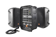 JBL - EON208P Portable PA System w/ Detachable Powered Mixer and Bluetooth