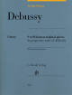 G. Henle Verlag - Debussy: At the Piano - Hewig-Troscher - Book