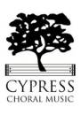 Cypress Choral Music - I Am Song - Je suis chanson - McKen - SAB