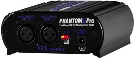 Phantom Power Supply