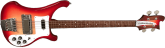 Rickenbacker - Unbound 4003 Series Electric Bass Guitar - Fireglo