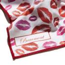 Beaumont - Flute Standard Polishing Cloth, Small - Bubblegum Kiss