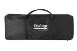 On-Stage Stands - MSB6500 Mic Stand Bag - Fits 3 Stands