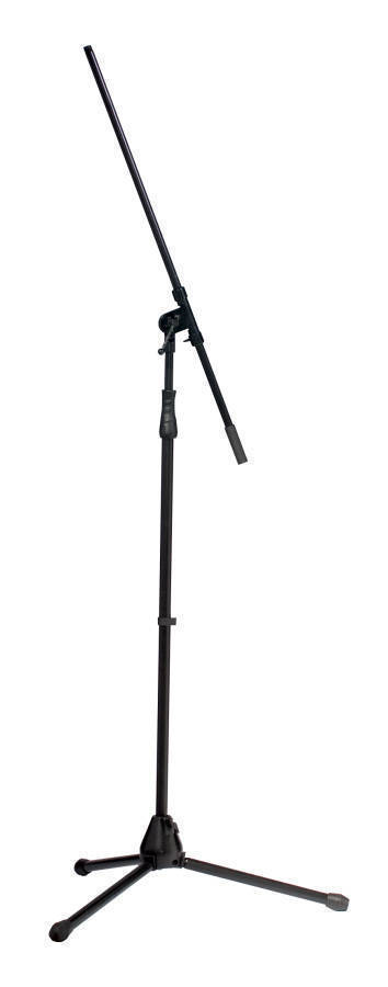 Yorkville Sound Deluxe Tripod Mic Stand With Boom Black