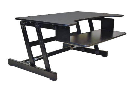Sit to Stand Adjustable Desk Riser