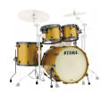 Tama - Starclassic Maple Shell Pack (22/10/12/16) - Satin Aztec Gold Metallic